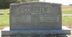 Lillian Lee <I>Spence</I> Corprew