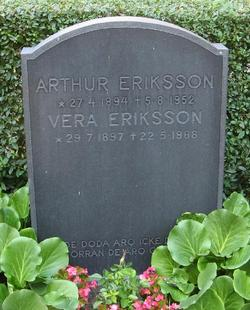 Arthur Eriksson