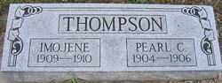 Pearl Cleo Thompson