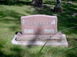 Rose Lusetta <I>Clemens</I> Ahneman