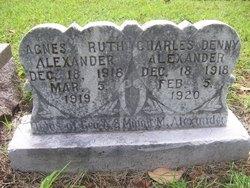 Agnes Ruth Alexander