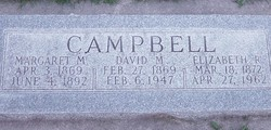 David Moroni <I>Williams</I> Campbell