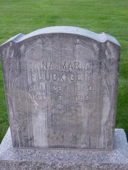 Anna Marie Fluckiger