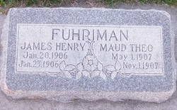 Maud Theo Fuhriman