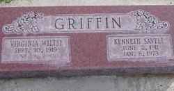 Kenneth Savell Griffin
