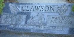 Brent H Clawson