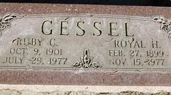 Royal Herman Gessel