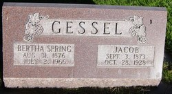 Jacob Gessel