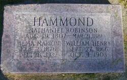 Alma Marion Hammond