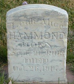 Leah Alice Hammond