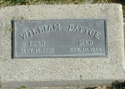 William Dattge