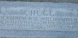 Willard Hyrum Chugg