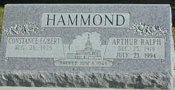 Arthur Ralph Hammond