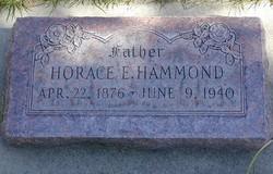 Horace Edgar Hammond