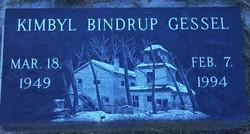 Kimbyl Bindrup Gessel
