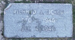 Richard J Dickey