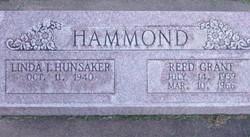 Reed Grant Hammond