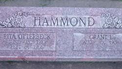 Rita Otterbeck Hammond