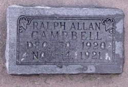 Ralph Allan Campbell