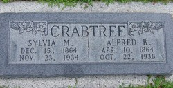 Sylvia May <I>Chugg</I> Crabtree