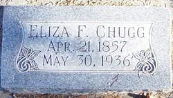Eliza Barbara <I>Frederick</I> Chugg
