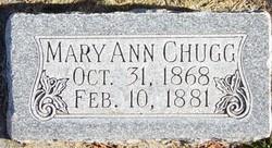Mary Ann Chugg
