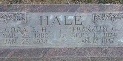 Cora Elizabeth <I>Hammond</I> Hale