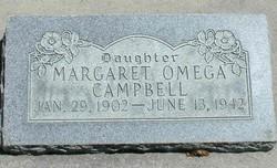 Margaret Omega Campbell