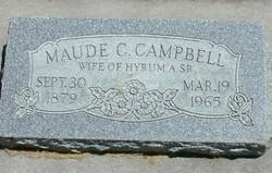 Orilla Maude <I>Campbell</I> Campbell