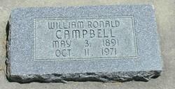 William Ronald Campbell