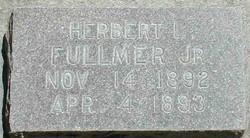 Herbert Lorenzo Fullmer, Jr