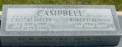 Lael Romania <I>Miller</I> Campbell