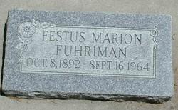 Festus Marion Fuhriman