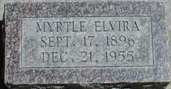 Myrtle Elvira Anderson