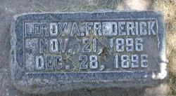 Leroy Albert Frederick