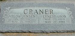 Velda Jensen Craner