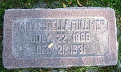 Mary Estella <I>Terry</I> Fullmer