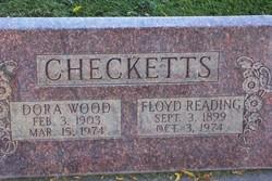 Dora <I>Wood</I> Checketts