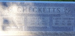 Hazen Checketts