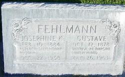 Josephine <I>Kern</I> Fehlman