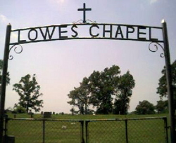 Lowes Chapel Cemetery
