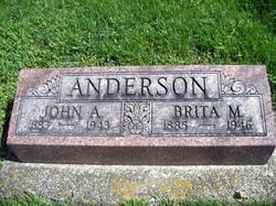 John Albert Anderson