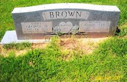 Addie Lee <I>Annett</I> Brown