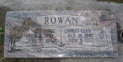 Charles Elliot Rowan