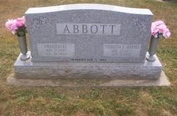 Theressa E <I>Harper</I> Abbott