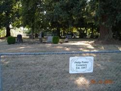 Philip Foster Cemetery