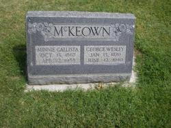 George Wesley McKeown