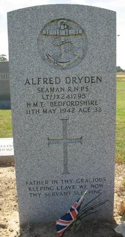 Alfred Dryden