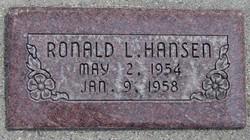 Ronald Lester Hansen
