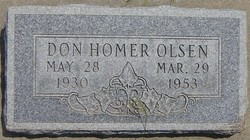 Don Homer Olsen